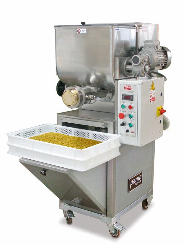 pasta machine extruder
