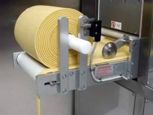 Automatic sheeter for fresh pasta