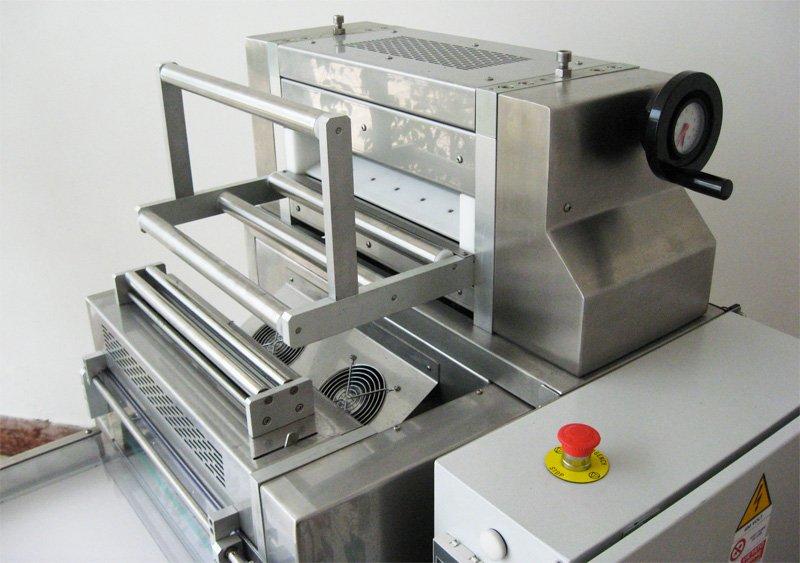 Macchine per pasta formati speciali taglierina automatica