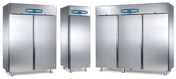 Refrigerators for the conservation of fresh pasta and gastronomy