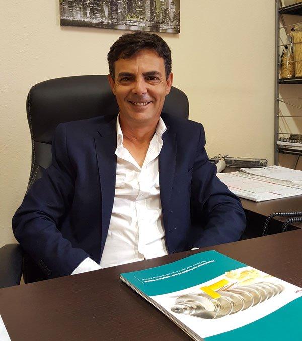 Pama Parsi Macchine sales network - Fabrizio Lasio