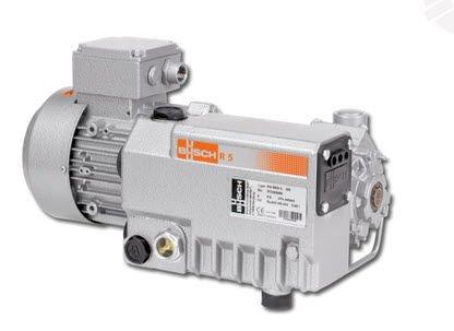 Automatic presses with vacuum extrusion