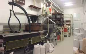 Mill with production of organic and gluten-free dry fresh pasta