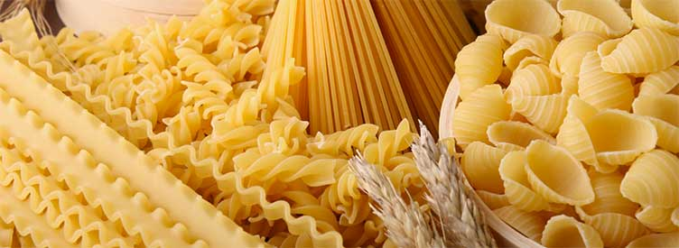 Pasta machines for courses and training schools for pasta makers