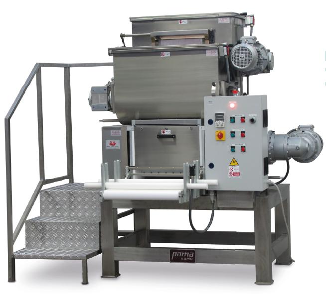 Automatic sheeter Fresh pasta machines