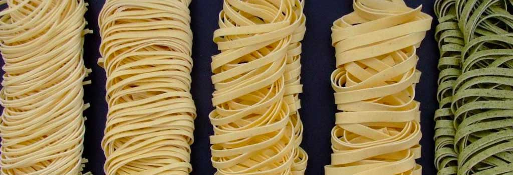 Agricultural pasta factory