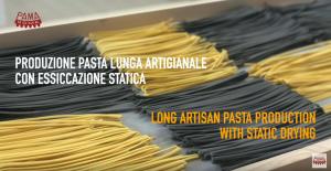 Artisan long dry pasta lines