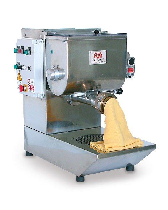 Restaurant pasta machines