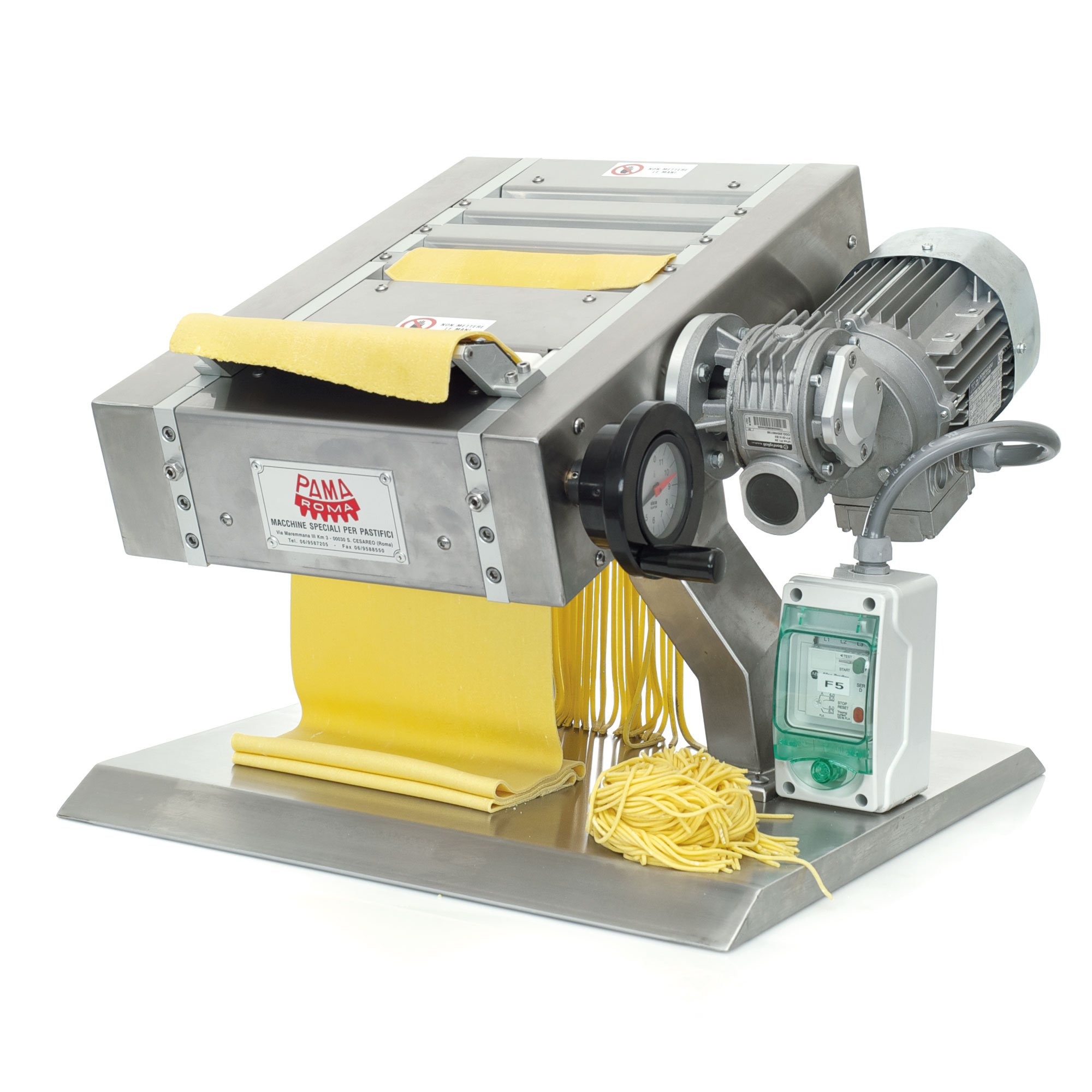Cutter Fresh pasta machines