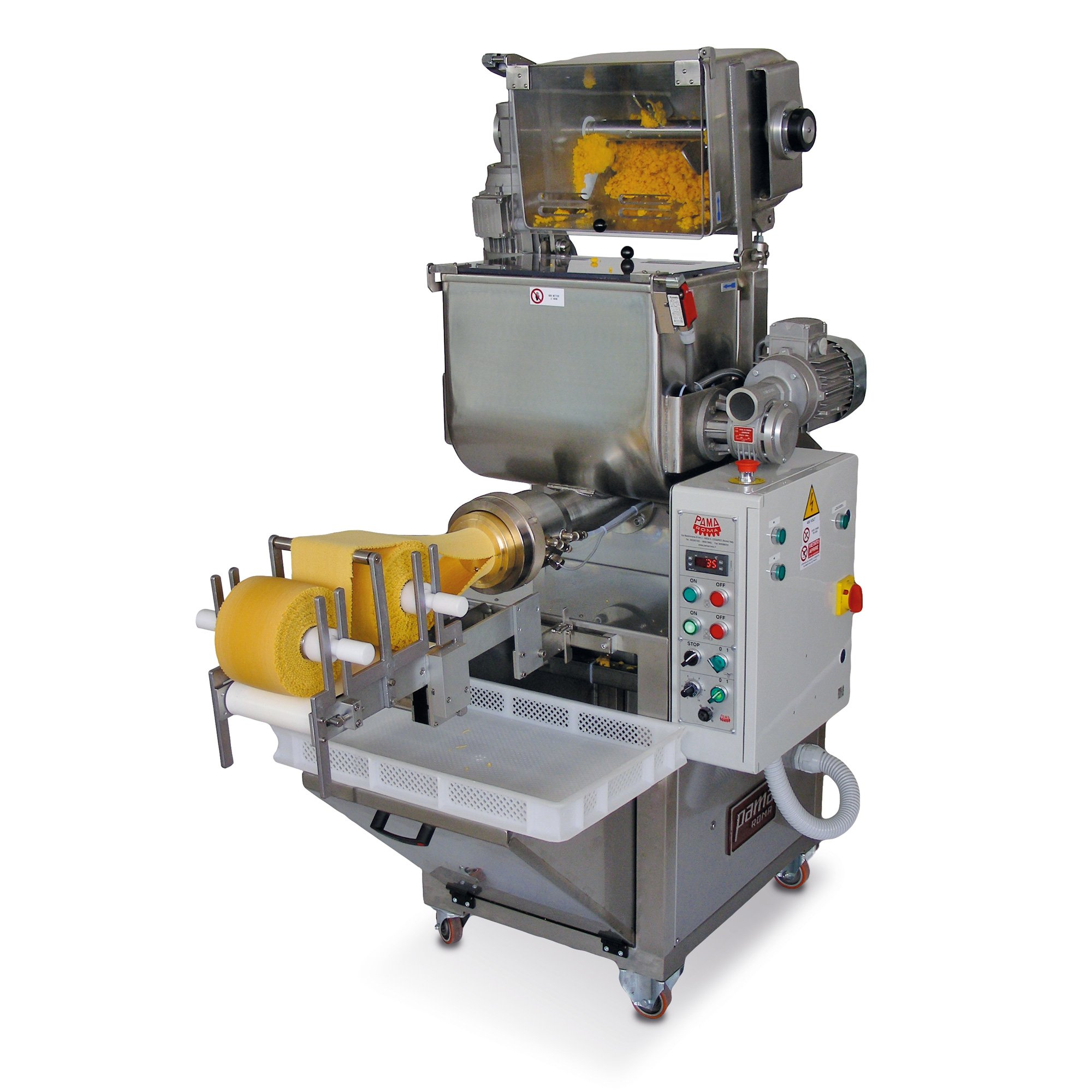 Automatic extruder Fresh pasta machines
