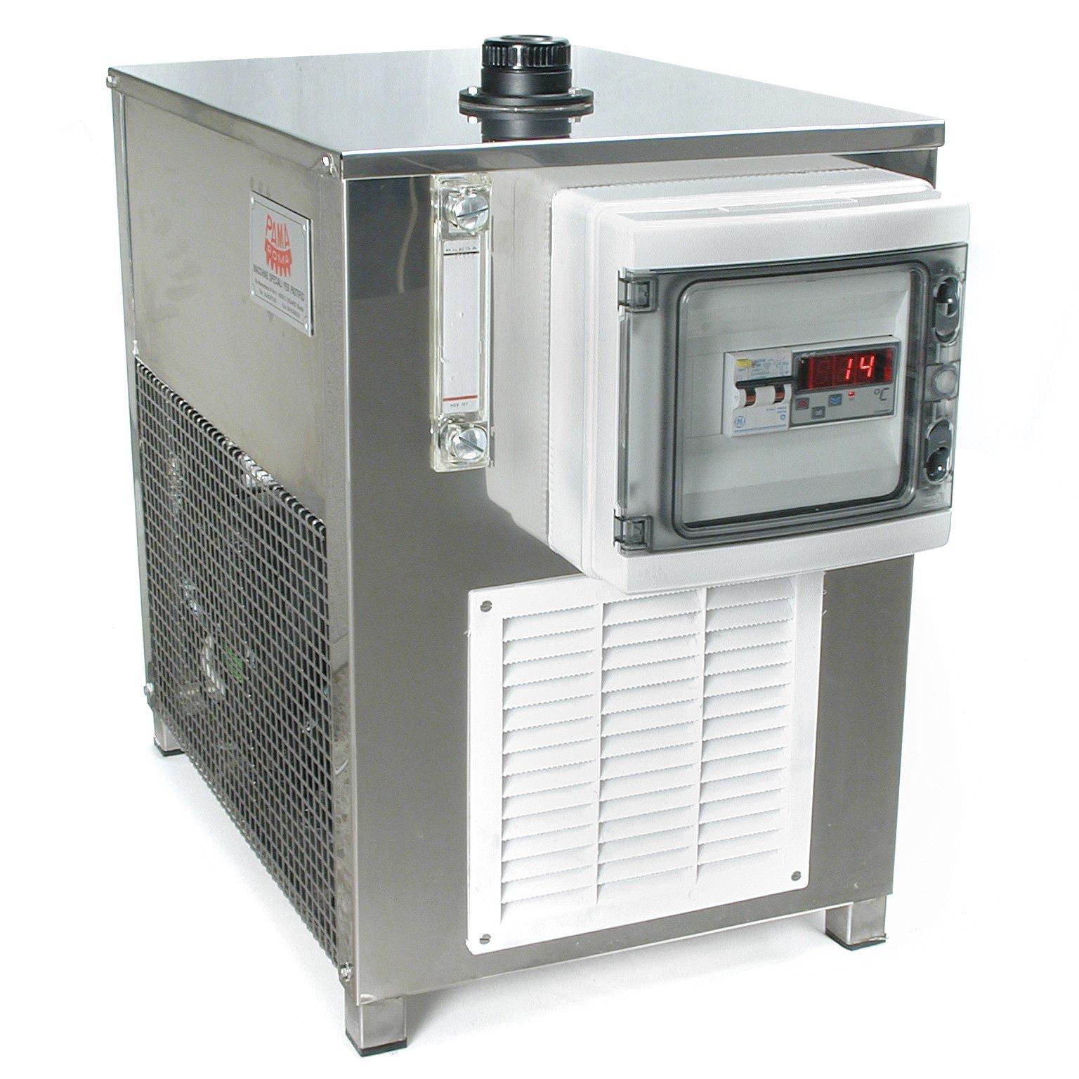refrigerator for extruder pasta machine