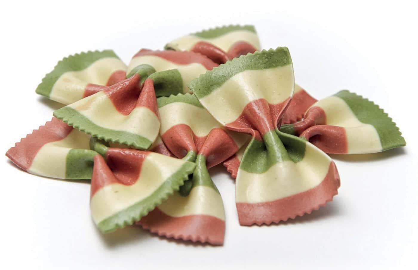 Macchine per pasta formati speciali farfalle
