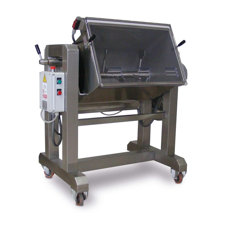 Macchine per pasta formati speciali impastatrice ribaltabile
