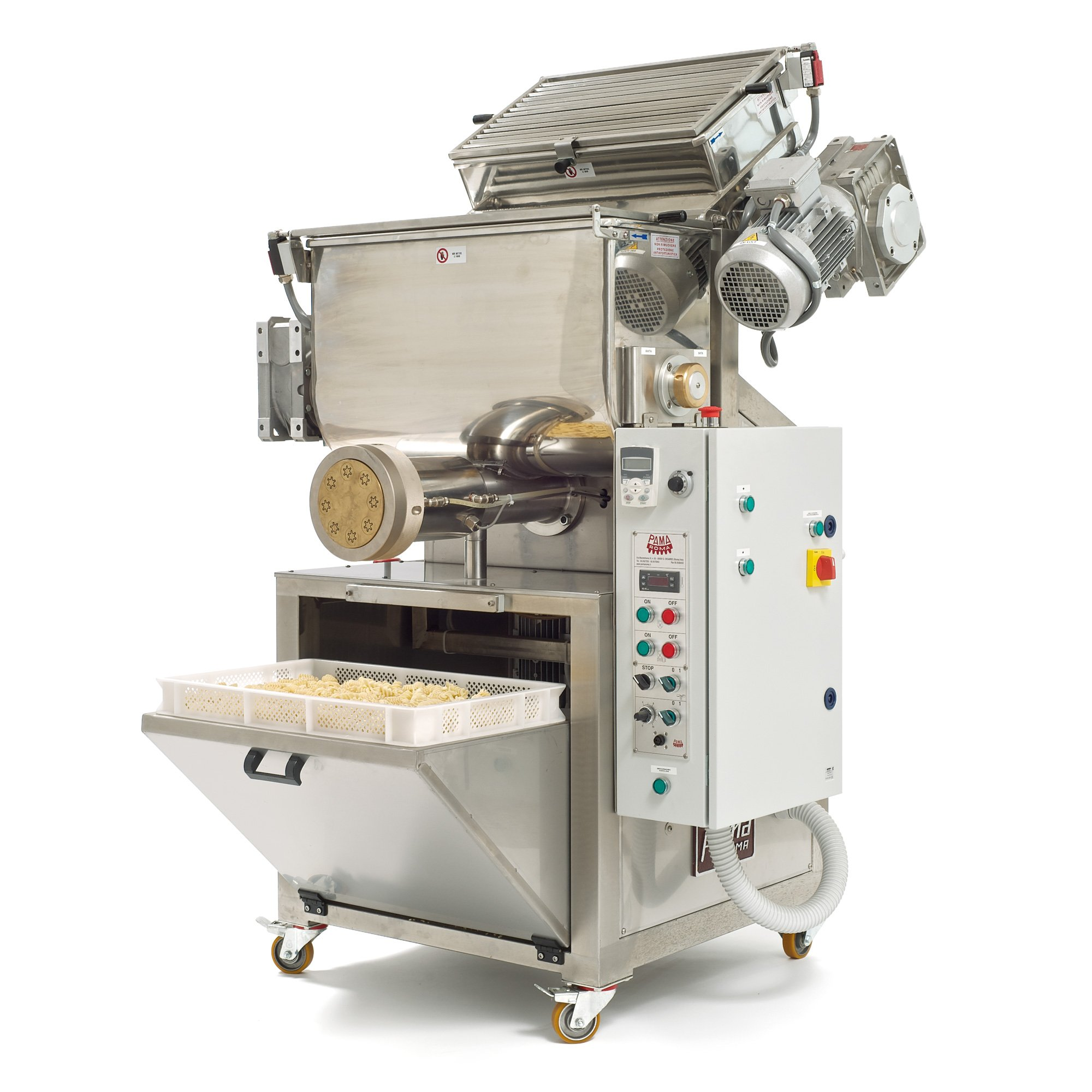 Extruder professional presses pasta machine