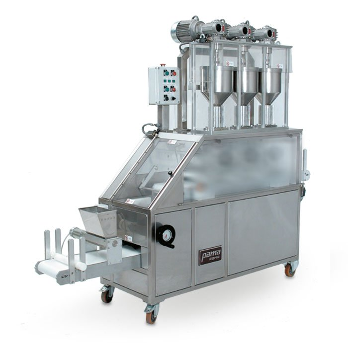 Colored dough Fresh pasta machines
