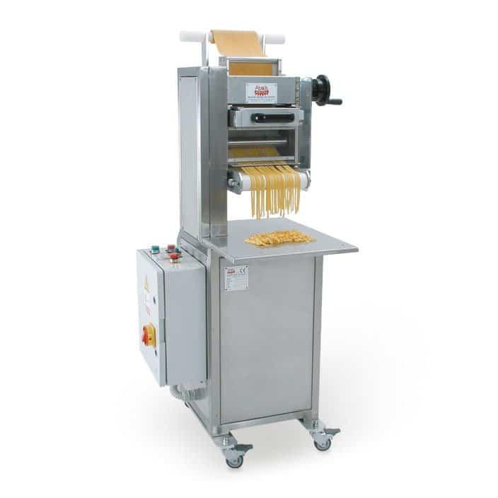 Automatic cutter Fresh pasta machines