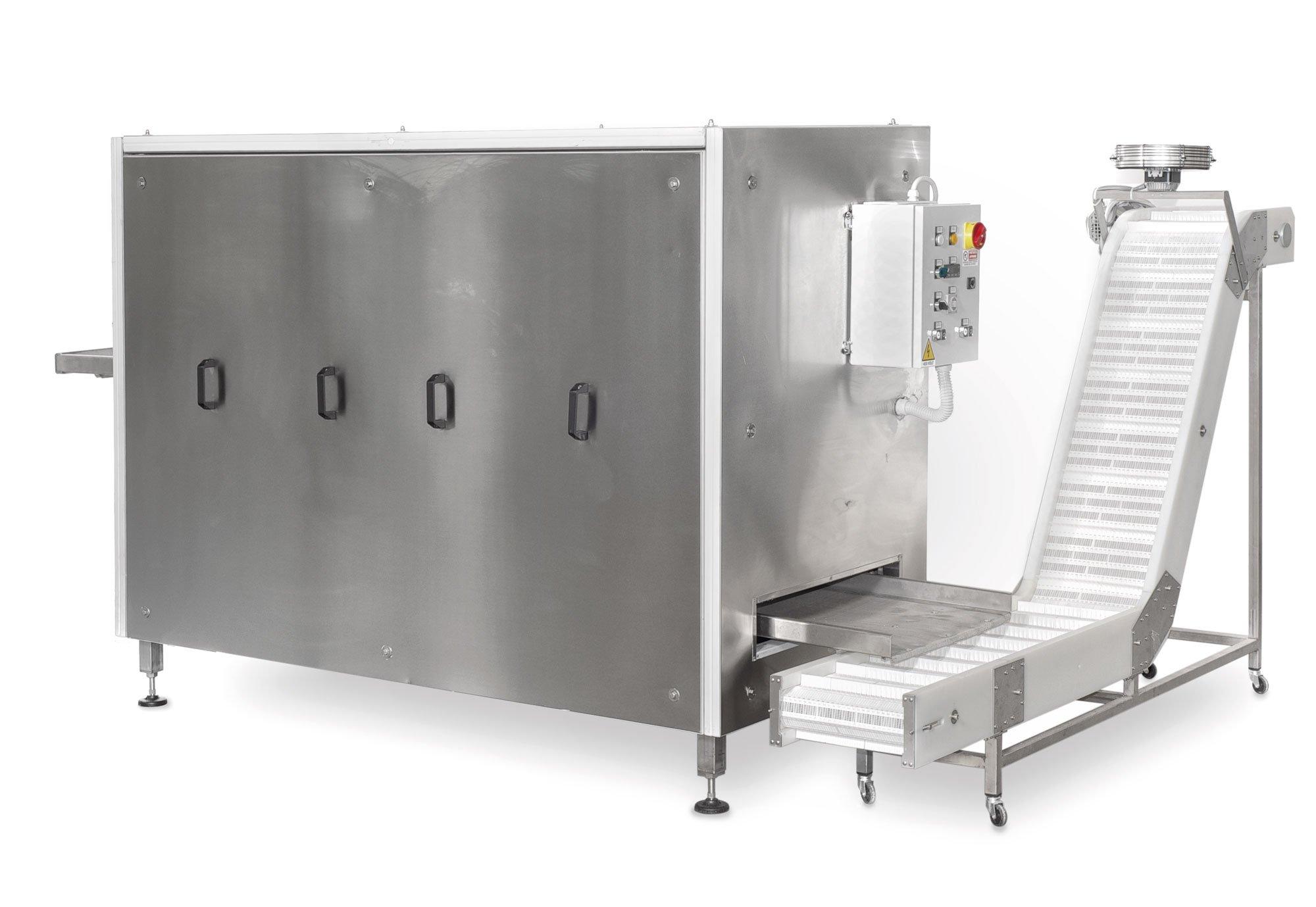 Pre-dryers Fresh pasta machines