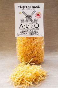 Romania embraces the Italian dry pasta recipe