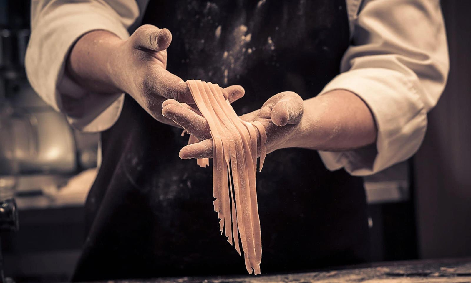 training courses to open a pasta factory